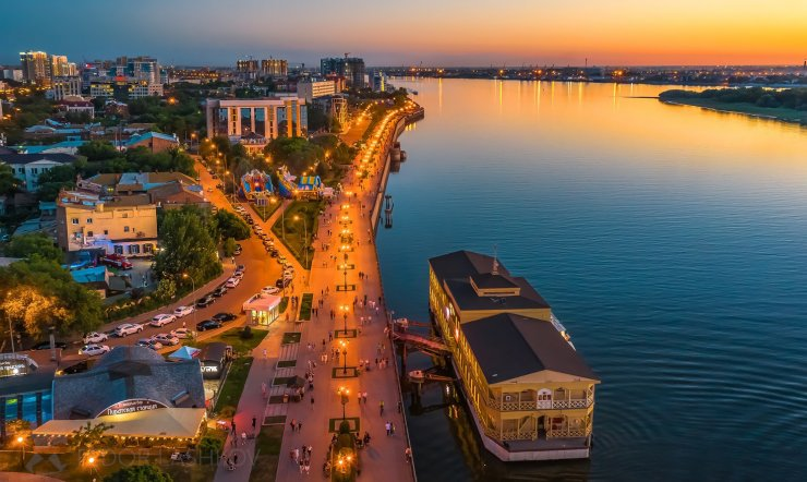 Стал известен прогноз погоды в Астрахани на 10 октября