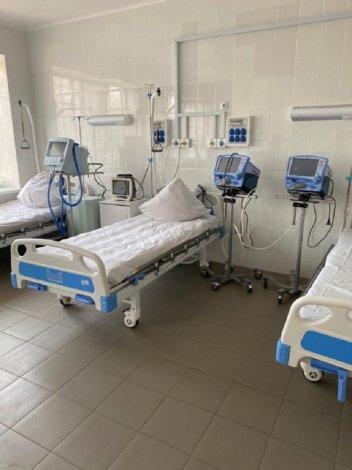 В Астраханской области одним ковидным госпиталем стало меньше