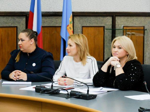 В Думе Астраханской области обсудили законопроект о профилактике семейно-бытового насилия