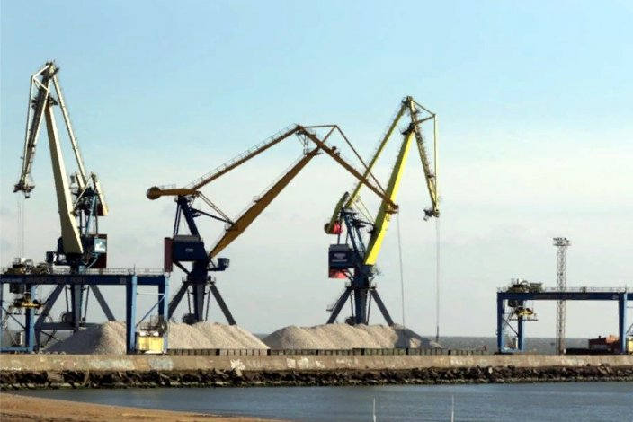 В Калмыкии построят морской порт
