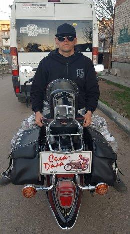В Астрахани разбился на мотоцикле известный по фейсбуку блогер