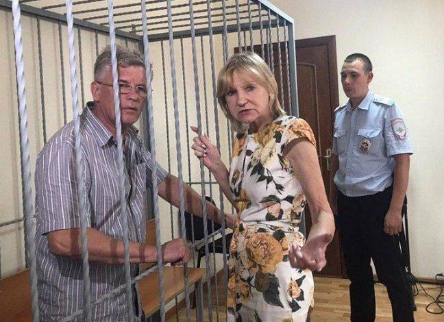 Оглашен приговор экс-главе астраханского облминстроя Гужвинскому
