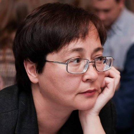 Наталья РЯБИНИНА: О грибах в Астрахани