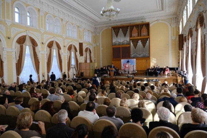 Астраханской консерватории исполнилось полвека