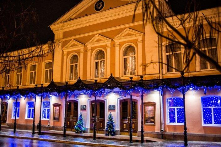Астраханский драмтеатр готовится к 210-летнему юбилею