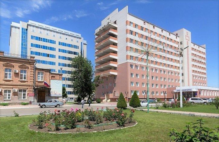 Астраханские нейрохирурги провели операцию пациенту ковидного госпиталя