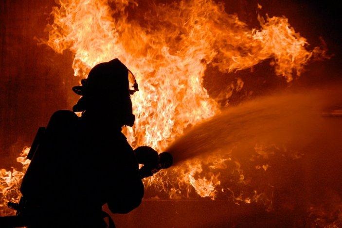 Астраханец погиб на пожаре