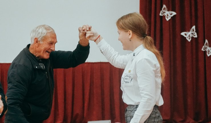 В Астрахани отмечается День добровольца