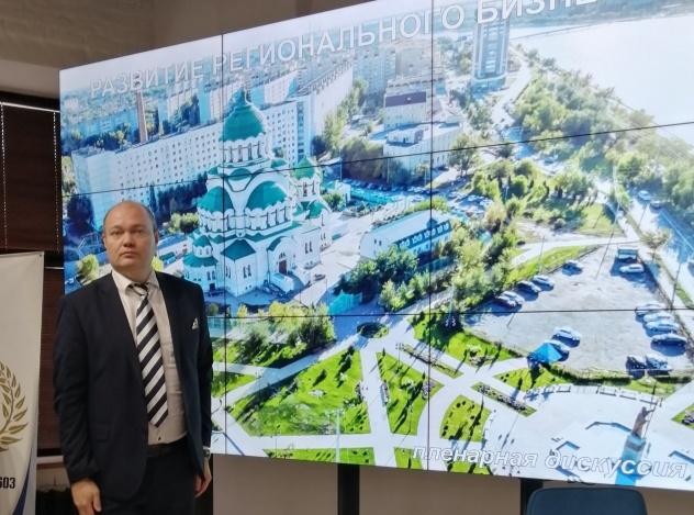 Александр Соловьев рассказал о стратегических инициативах общественности в Астраханской области