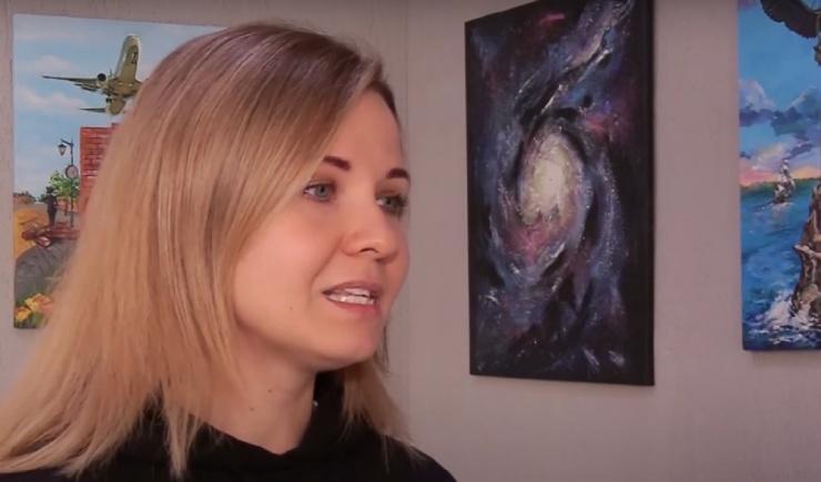 В Севастополе открылась выставка астраханской художницы