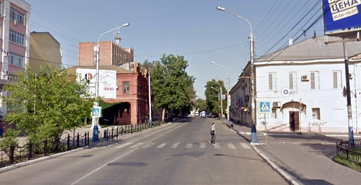 В Астрахани отремонтируют улицу Ленина. И не только