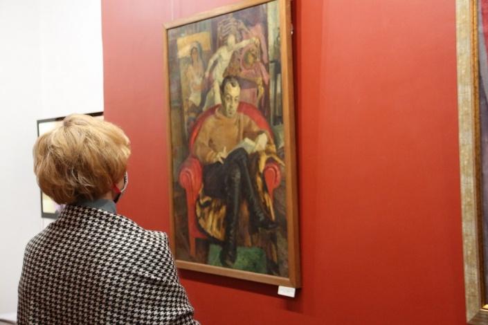 Выставка русского авангарда в Астрахани продлена до конца марта