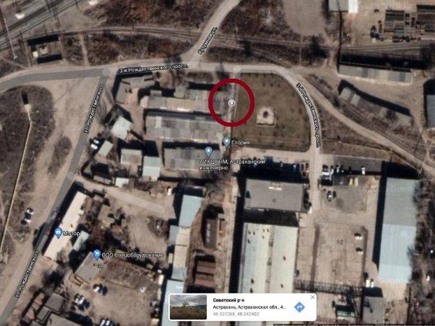 История одной незаконной свалки в Астрахани
