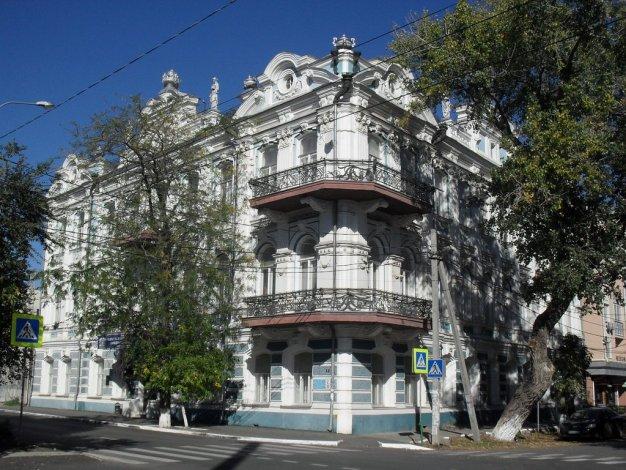 Астраханский дворец пионеров: вчера и сегодня