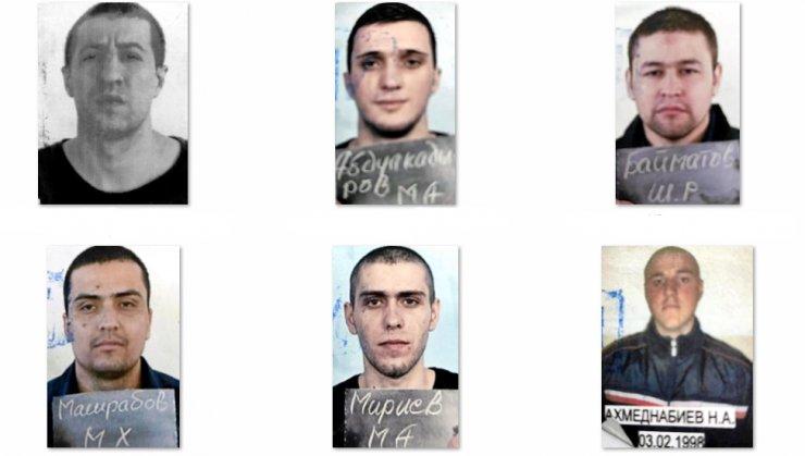 Астраханцев просят помочь в розыске беглецов из дагестанской зоны
