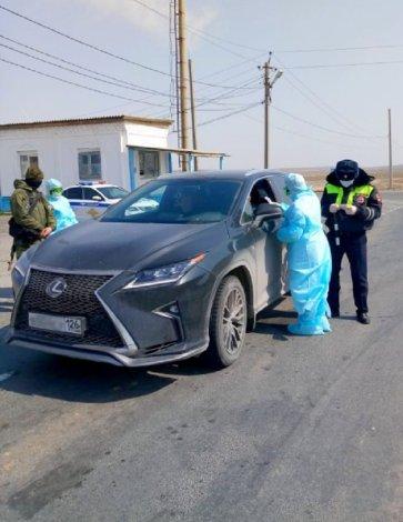 Два пьяных нарушителя карантина шли в Астрахань пешком из Элисты