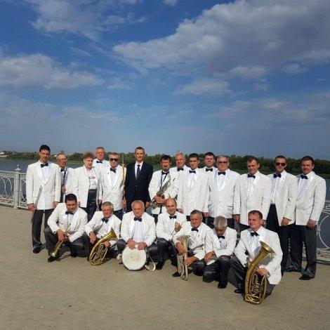 Духовой оркестр сыграет в Астраханском кремле саундтрэки к фильмам