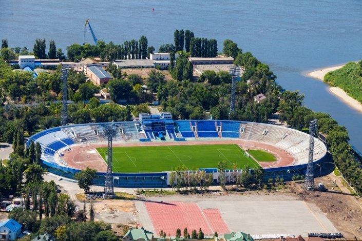 Астраханские физкультурники обеспокоены ситуацией вокруг Центрального стадиона