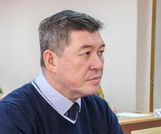 Экс-глава администрации астраханского губернатора Канат Шантимиров подписал Договор
