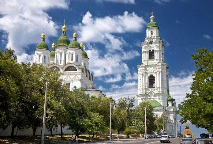 Стал известен прогноз погоды в Астрахани на выходные