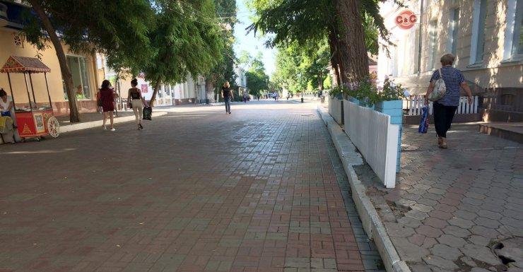 Наш Арбат: как выглядит пешеходная зона в центре Астрахани
