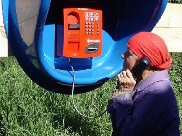 По астраханским таксофонам можно говорить бесплатно