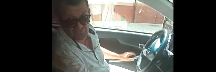 Лишенный прав соратник Олега Шеина продолжает ездить за рулем