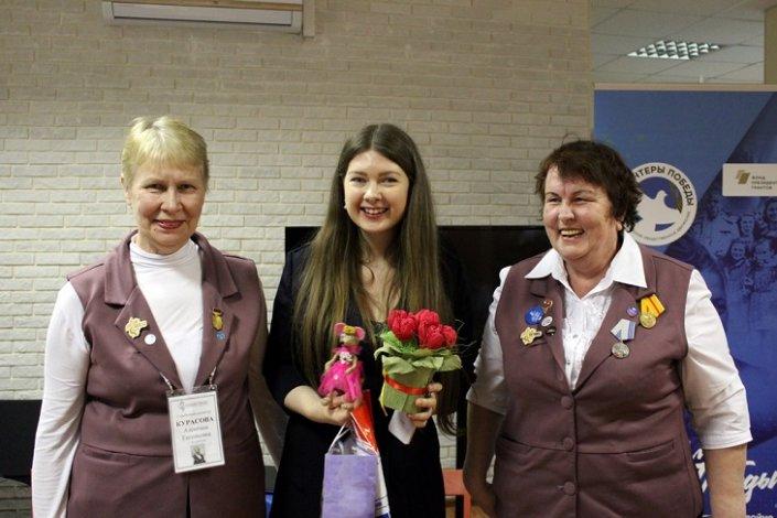 Астраханские пенсионеры активно учувствуют в волонтёрском движении