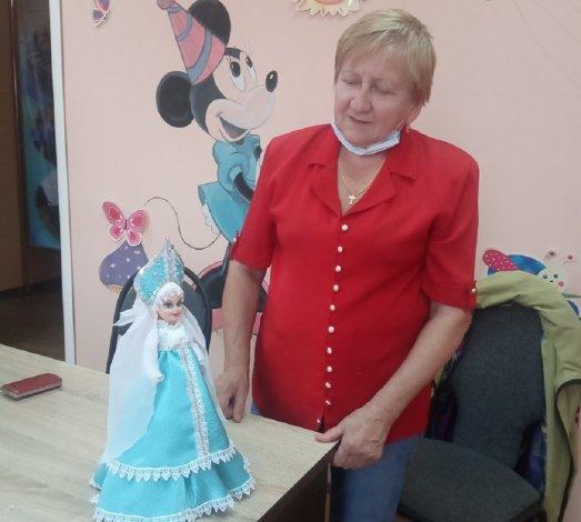 Астраханские пенсионеры сохраняют традиции национальных костюмов