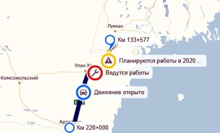 Новая автодорога свяжет Астрахань, Грозный и Махачкалу