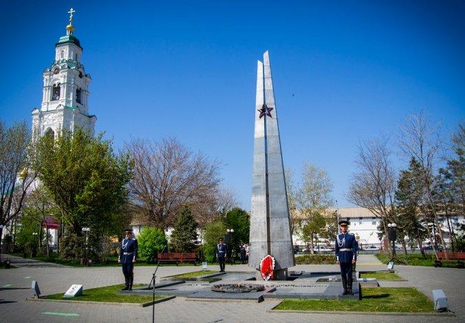 Память без памяти: о захоронении у Вечного огня в Астрахани