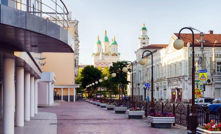 Стала известна погода в Астрахани на выходные