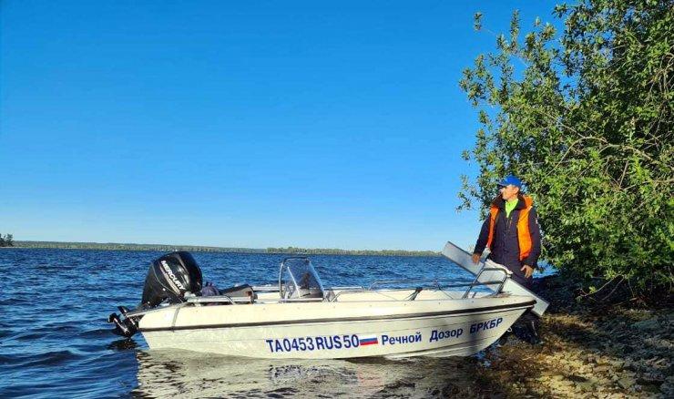 Экспедиция «Чистая Волга» посетила Астрахань