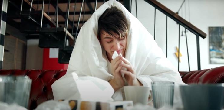 В Астрахани выросла заболеваемость гриппом и ОРВИ