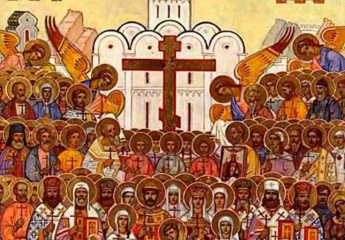 Астраханский священномученик Николай Тарбеев