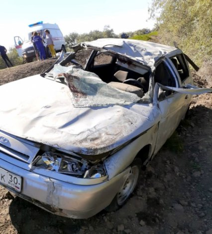 В Красноярском районе в ДТП погиб водитель