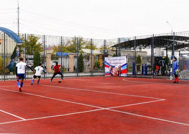 В Астрахани состоялся межнациональный турнир по мини-футболу