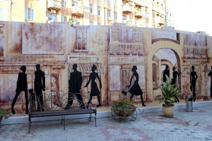 Астраханская культура оживает