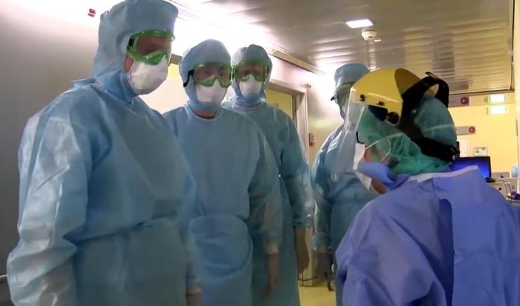 Астрахань на третьем месте в ЮФО по заболеваемости ковидом