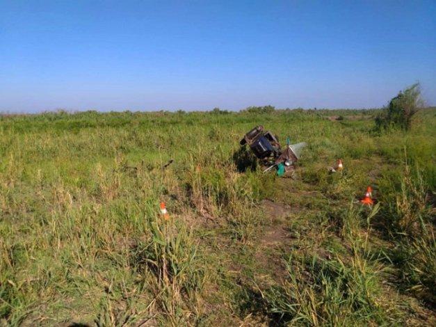 Астраханские полицейские расследуют смерть мотоциклиста