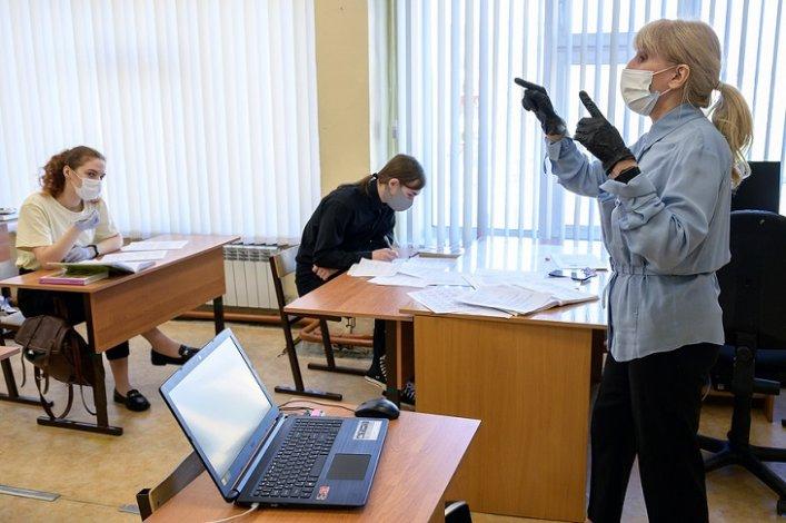 Астраханские школы готовятся к проведению ЕГЭ