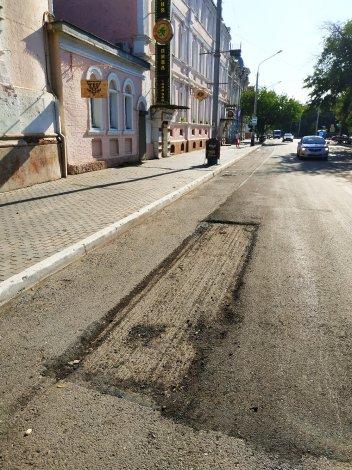 Как в Астрахани ремонтируют дороги? Плохо