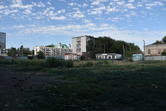 В Астрахани появится новый сквер