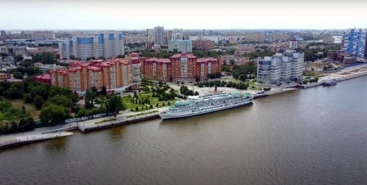 Как выглядела Астрахань времен Боженова в объективе центрального ТВ
