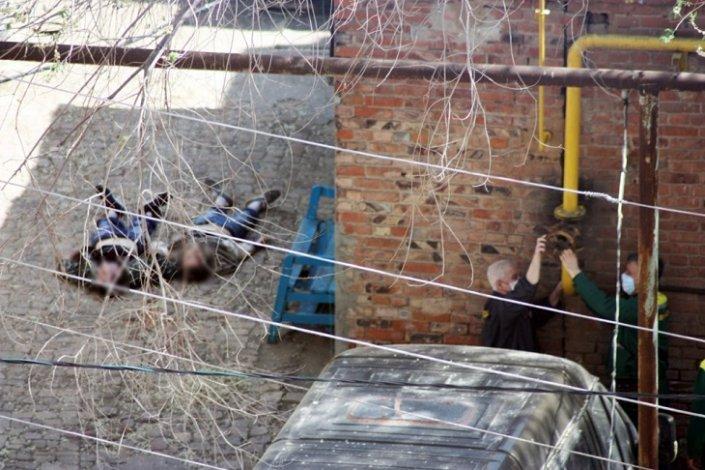 В Астрахани при растопке бани погибли двое мужчин