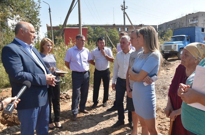 Администрация города оперативно реагирует на обращения граждан