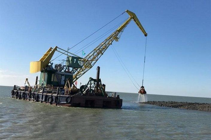 Из Европы в Астрахань: в Казахстане началась расчистка Урало-Каспийского канала