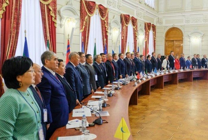 В Астрахани прошла XXXI конференция Южно-Российской парламентской ассоциации