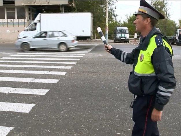 На астраханских дорогах увеличилось число нарушений