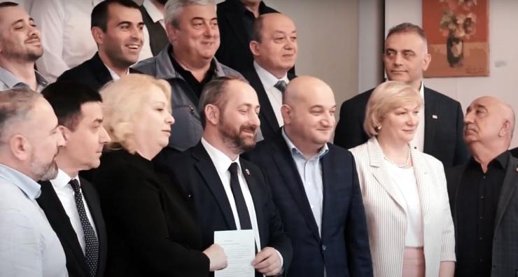 Делегаты из Астрахани участвовали в форуме грузинской диаспоры России
